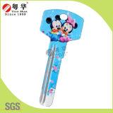 Factory Price Hot Sales Custom Mini Colorful Key Blank for Key Machine