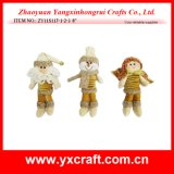 Christmas Decoration (ZY11S117-1-2-3) Christmas Stuffed Gift Item