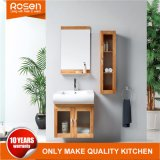 Chinese Factory High Qaulity Modern Wooden Bathroom Vanity