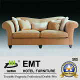 High Quality Star Hotel Sofa Set (EMT-SF45)