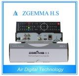 New DVB-S2 Satellite Receiver Zgemma H. S with Mirco SD Card