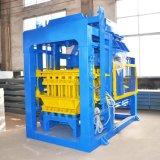 Qt6-15 Concrete Solid Block Forming Machine