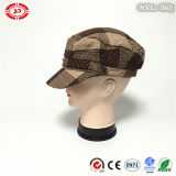 Lady Fashion Cotton Quality OEM Winter Custom Cap Hat