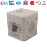 2016 Hot Sale Cookies Tin Box with Competitive Price