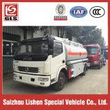 4X2 Dongfeng Diesel Engine 9000L Fuel Tanker Truck