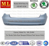 Rear Car Bumper for Skoda Fabia From 2007 (5JD807421B)