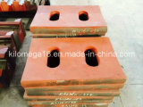 Original Toggle Plate for Jaw Crusher