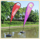 Wholesale Hot Sell Teardrop Flag (5.5m Height)