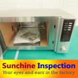 China Home Appliance Inspection Services / Microwave Oven Quality Control Services