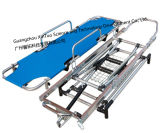 Hospital Furniture Cheap Scoop Stretcher for Ambulance
