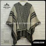 Laides Knit Aztec Cardigan Sweater Outerwear
