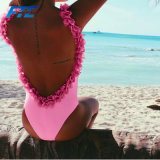 Girls One Pieces Lace Swimsuits Bikini Swimming Wear