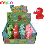New Funny Animal Family Slime Toys