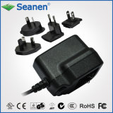 3.5 Watt AC Adaptor with Universal AC Plugs
