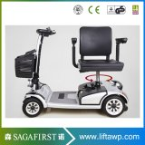 Foldable E Motorcycle Full Suspension Electric Mobility Scooter Ce RoHS