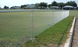 Garden Fence /Rhomus Wire Mesh /Cheap Chain Link Fencing