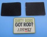 Big Size PVC Patch Rubber Label