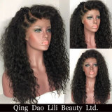 Brazilian Hair 13*6 Curly Lace Front Human Hair Wigs for Black Women Natural Color 6inch Deep Part