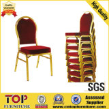 Hotel Aluminum Fabric Banquet Chair (CY-8030)