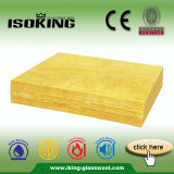 80kgm3 Air Conditioning Formaldehyde Free Glass Wool Board