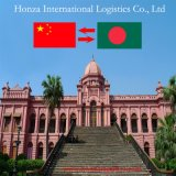 Air Shipping Agent for Fabrics From China to Bangladesh