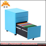 Steel Office Furniture Movable Pedestal Metal Mobile Filling Cabinets