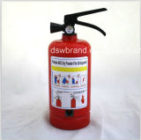 1kg Dry Chemical ABC Powder Fire Extinguisher