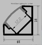 Custom Made LED Strip Light Aluminum Profile for Light Bar (MC-1818)