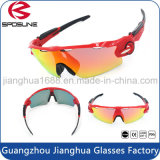 New Customized Own Brand Bike Motorcycle Racing Sunglasses Vintage Anti-UV Polarized Lens Eyeglasses