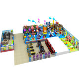 Pirate Ship School Equipment Indoor Playground