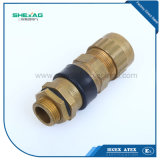 Double Compression Explosion Proof Metal Amoured Cable Glands