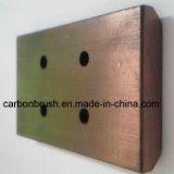 Produce Metal Carbon Brush For Electric Current Collector