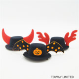 Holloween Evil Pet Hat Dog Accessories Holiday Pup Decorations