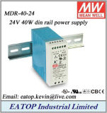 Mean Well Mdr-40-24 24V 40W DIN Rail Power Supply