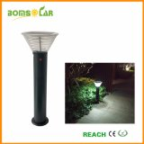 6W 720 Lumen Super Bright Solar Garden Light for Outdoor Lighting Project, LED Solar Light for Garden Working 12 Hours Per Day