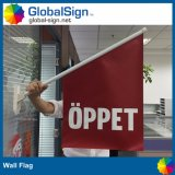 Outdoor Double Sides PVC Vinyl Custom Open Sale Banner Wall Mounted Flag
