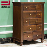 American Style Wooden Nightstand for Home Office Furniture (AS815)