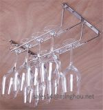 Cabinet Stemware Holder Stainless Steel Wine Glass Drying Cup Rack