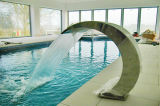 SPA Swimming Pool Hydrotherapy Water Curtain