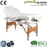 Wooden Massage Table of Top Quality 4 Section