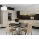 China Factory Wholesale Bespoke Lacquer Finish High Gloss L Shaped Kitchen Cabinet
