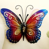 Home Decorations Iron Butterflies Hanging Accessories Metal Home Wall Art