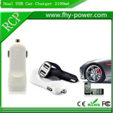 5V 2.1A Dual USB Car Charger for Phone