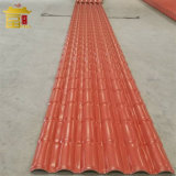 New Type Synthetic Resin Roofing Tile ASA Spanish Roof Tile PVC Plastic Roofing Sheet
