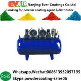 Electrostatic Spray Powder Coating for Air Compressor Equipment