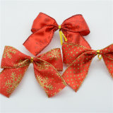Wholesale Fashion 100% Polyester Custom with Logo Wedding Bow Party