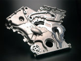 Auto Transmission Housing Aluminum Die Casting with JIS Standard