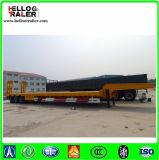 Tri Axle 60 Ton Lowbed Semi Trailer Made in China