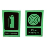 Wholesale Prices Custom High Quality Fire Safety Warning Sign
