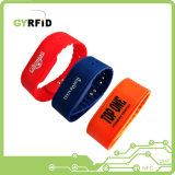 RFID Wristbands UHF Band for NFC Payment System (WRS13)